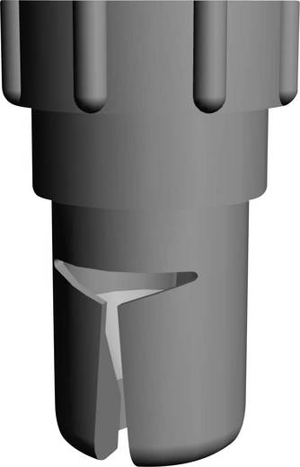 TE Connectivity 207387-1 Rundstecker Abdeckkappe mit Zugentlastung Serie (Rundsteckverbinder): CPC 1 St.
