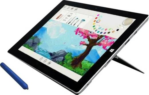 microsoft surface pro 3 tablet 256 gb intel core i7 30 cm 12 schwarz kaufen. Black Bedroom Furniture Sets. Home Design Ideas