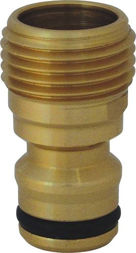 "Messing Gerätestück 20,96 mm (1/2"") AG, Steckkupplung C.K. G791650 G7916 50"