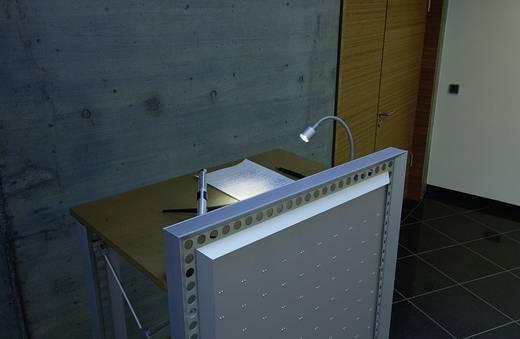 LED-Bilderleuchte 1 W Warm-Weiß SLV Ived 146512 Silber-Grau