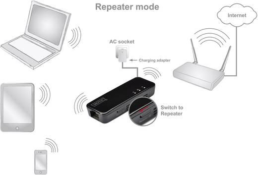 WLAN Adapter 150 MBit/s Digitus DN-70495