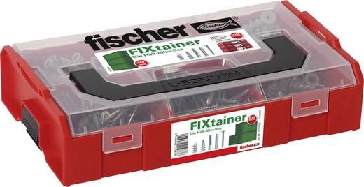 Fischer 532893 FIXtainer - Die Hält-Alles-Box 240 Teile