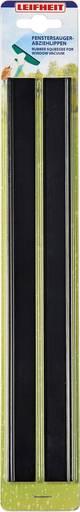 Lèvres en caoutchouc Leifheit pour aspirateur nettoyeur de vitres, lot de 2