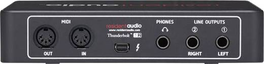 Audio Interface Resident Audio T2 THUNDERBOLT