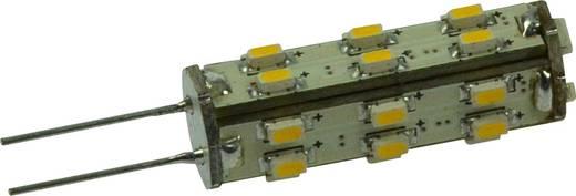 DioDor LED GY6.35 Stiftsockel 1.4 W = 20 W Warmweiß (Ø x L) 15 mm x 42 mm EEK: A+ dimmbar 1 St.