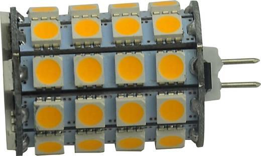 DioDor LED G4 Stiftsockel 5.3 W = 50 W Warmweiß (Ø x L) 25 mm x 44 mm EEK: A+ dimmbar 1 St.