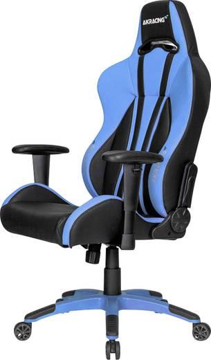gaming stuhl akracing premium plus gaming chair schwarz blau kaufen. Black Bedroom Furniture Sets. Home Design Ideas