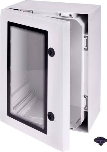 Fibox ARCA 304015W Wand-Gehäuse, Installations-Gehäuse 300 x 400 x 150 Polycarbonat Licht-Grau (RAL 7035) 1 St.