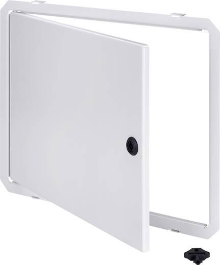 Gehäusetür (L x B) 200 mm x 300 mm Stahl Licht-Grau (RAL 7035) Fibox ARCA IDS ARCA 2030 1 St.