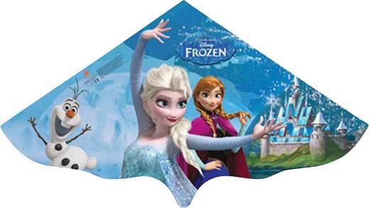 """Einleiner Drachen Günther Flugspiele Disney Frozen """"Elsa"""" Spannweite 1150 mm Windstärken-Eignung 3 - 5 bft"""