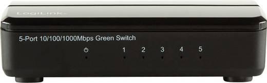LogiLink NS0105 Netzwerk Switch RJ45 5 Port 1 Gbit/s
