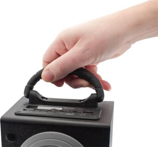 Caliber Audio Technology HPG510BT Bluetooth® Lautsprecher USB, SD Schwarz