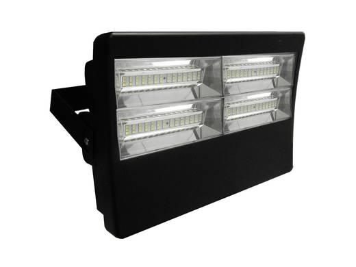 LED-Außenstrahler 240 W Neutral-Weiß DioDor DIO-FL240W-WM Schwarz ...