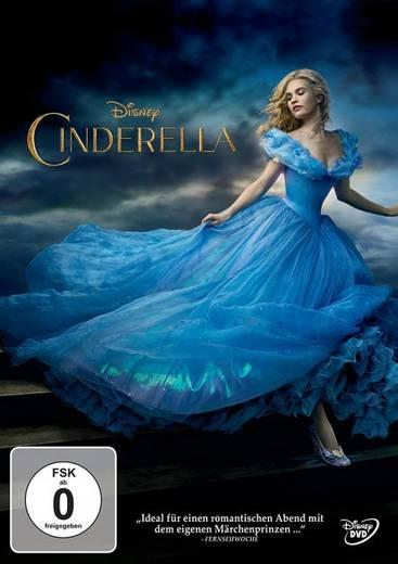 DVD Cinderella FSK: 0