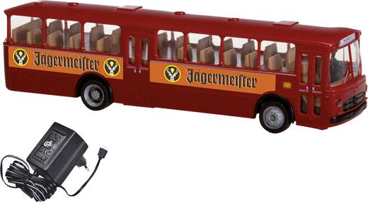 Car System H0 Start-Set MB O317k Bus Jägermeister Faller 161498