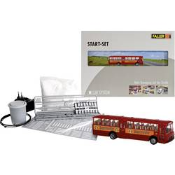 Image of Faller 161498 MB O317k Bus Jägermeister Car System H0 Start-Set
