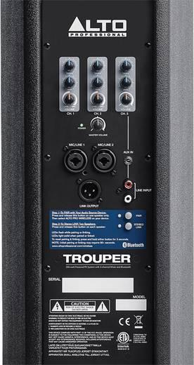 Aktiver PA Lautsprecher 16.5 cm 6.5 Zoll Alto TROUPER 200 W 1 St.