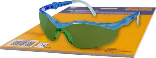 Schutzbrille L+D Upixx CYCLE Ergonomic 26753SB Blau DIN EN 166-1
