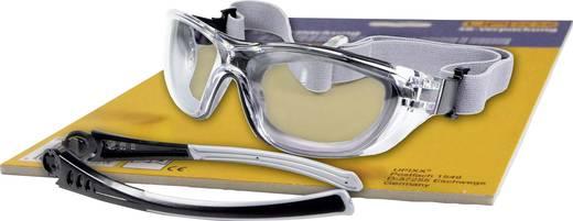 Schutzbrille L+D Upixx MULTI Vision 26791SB Schwarz, Grau DIN EN 166-1