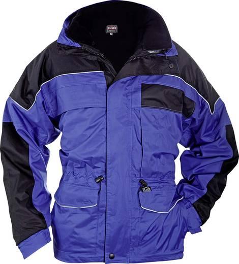 ELDEE 4180 3-in-1 Wetterjacke Montreal Größe: L Schwarz, Royal-Blau
