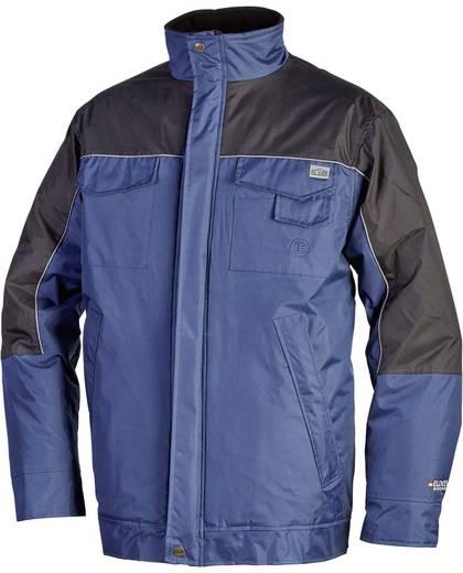 ELDEE 4195 Winterjacke Lillehammer II Größe: L Schwarz, Blau