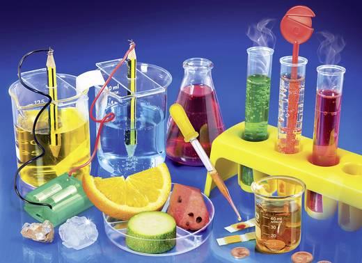 Experimentierkasten clementoni galileo der große chemiekasten