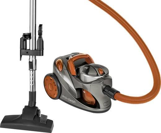 staubsauger ohne beutel clatronic bs 1294 700 w energieeffizienzklasse a g a orange kaufen. Black Bedroom Furniture Sets. Home Design Ideas