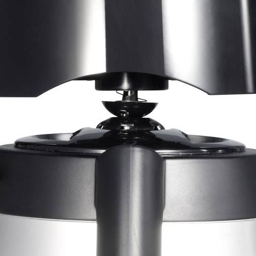 Kaffeemaschine Severin KA 9482 Schwarz-Silber Fassungsvermögen Tassen=8 Isolierkanne
