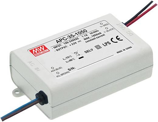 Mean Well APC-35-350 LED-Treiber Konstantstrom 35 W 0.35 A 28 - 100 V/DC nicht dimmbar, Überlastschutz
