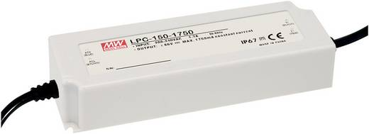 Mean Well LPC-150-700 LED-Treiber Konstantstrom 150 W 0.7 A 107 - 215 V/DC nicht dimmbar, Überlastschutz