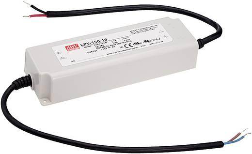 Mean Well LPV-150-15 LED-Trafo Konstantspannung 120 W 0 - 8 A 15 V/DC nicht dimmbar, Überlastschutz