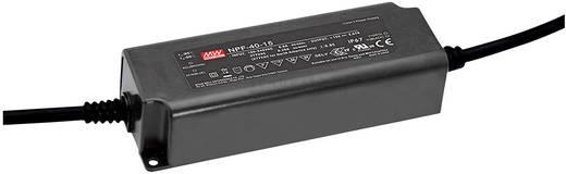 Mean Well NPF-40D-42 LED-Treiber, LED-Trafo Konstantspannung, Konstantstrom 40 W 0.96 A 25.2 - 42 V/DC dimmbar, PFC-Scha