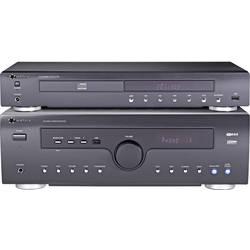 Sada zesilovače Renkforce SR-2000U + CD přehrávače CD-2000ME