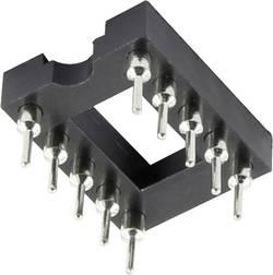 Support de circuits intégrés 1371855 2.54 mm, 7.62 mm Nombre total de pôles: 22 1 pc(s)