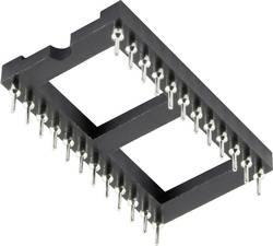 Support de circuits intégrés 1371858 2.54 mm, 15.24 mm Nombre total de pôles: 24 1 pc(s)