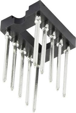Support de circuits intégrés 1371872 2.54 mm, 7.62 mm Nombre total de pôles: 24 1 pc(s)