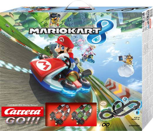 Carrera 20062362 GO!!! Start-Set