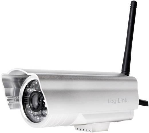 LogiLink WC0043 LAN, WLAN IP Überwachungskamera 640 x 480 Pixel