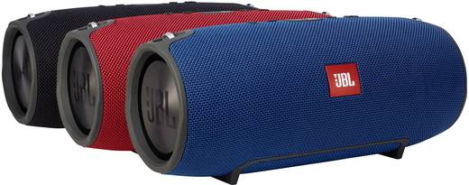Bluetooth® Lautsprecher JBL Harman Xtreme Freisprechfunktion, spritzwassergeschützt Rot