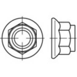 Écrous auto-freinés TOOLCRAFT 137204 N/A En acier galvanisé M6 100 pc(s)