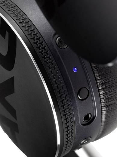 AKG Harman Y50BT Bluetooth® HiFi Kopfhörer On Ear Faltbar, Headset Schwarz