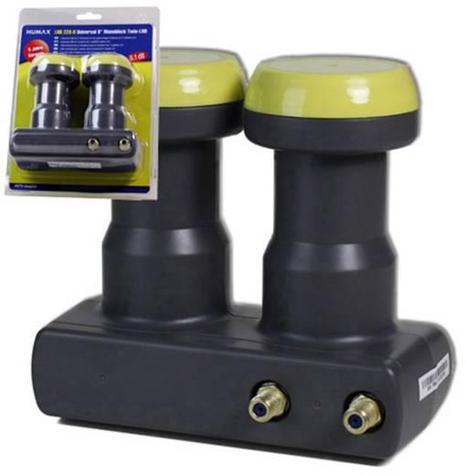 twin lnb monoblock humax feedaufnahme 40 mm wetterschutz kaufen. Black Bedroom Furniture Sets. Home Design Ideas