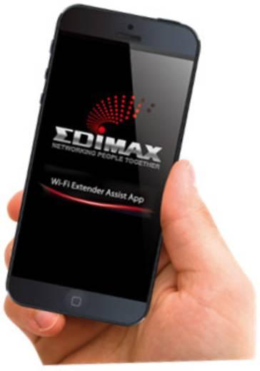 EDIMAX EW-7438PTn WLAN Repeater 300 MBit/s 2.4 GHz