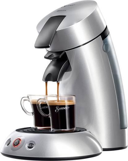 SENSEO® Original HD7818/50 Kaffeepadmaschine Silber (matt)