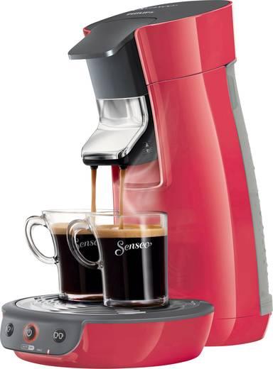 senseo viva cafe kirschrot hd7825 82 kaffeepadmaschine kirsch rot. Black Bedroom Furniture Sets. Home Design Ideas