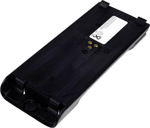 Funkgeräte-Akku Connect 3000 ersetzt Original-Akku NTN 7144N 7.2 V 2700 mAh