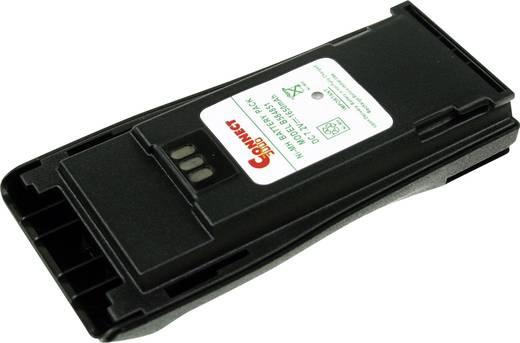 Funkgeräte-Akku Connect 3000 ersetzt Original-Akku NNTN4970, NNTN4970A 7.2 V 1650 mAh