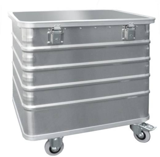 Kastenwagen Aluminium Traglast (max.): 200 kg 220300830