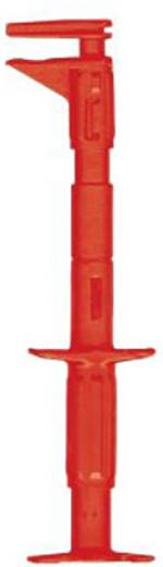 Sicherheits-Flachmessabgreifer Buchse 4 mm CAT III 600 V Rot Beha Amprobe 391511