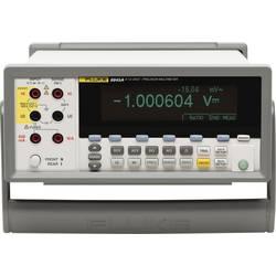 Stolný multimeter Fluke Calibration 8845A/SU 240V 2675332-ISO, Kalibrované podľa (ISO)